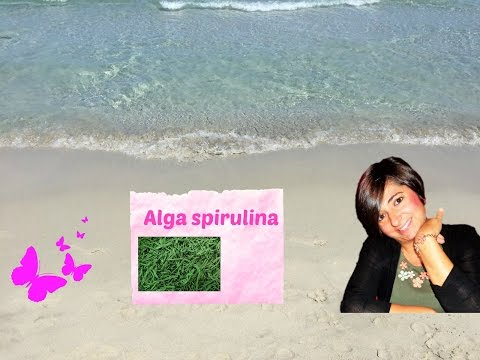L' Alga Spirulina