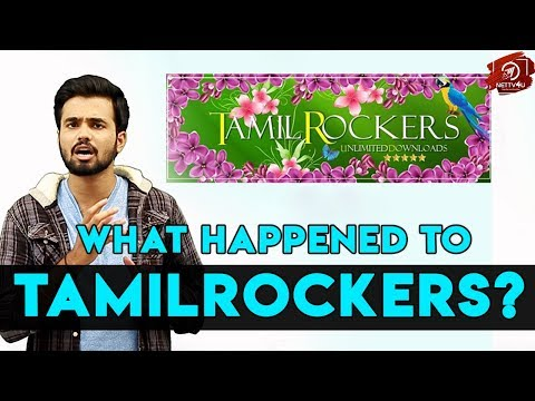 What Happened To TamilRockers ?