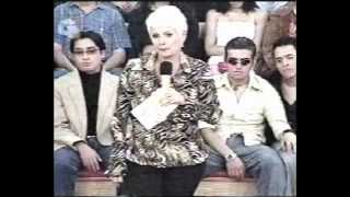 Esos gays tan hombres - Marta Susana Guatevision 2005
