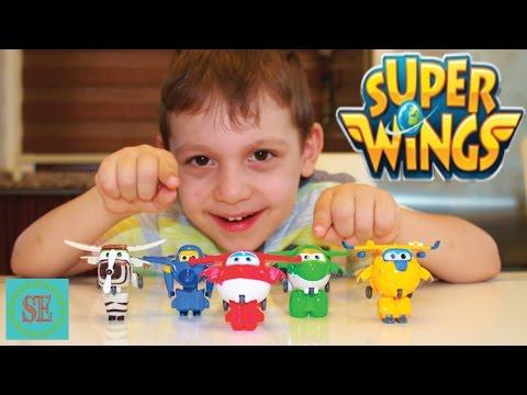 Супер крылья Джет и его друзья Доставляем мороженое Видео для детей Super Wings Jet and friends