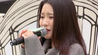 今天的我 (HANA 菊梓喬) @ JOOX Music In The City (3 Dec 2016)
