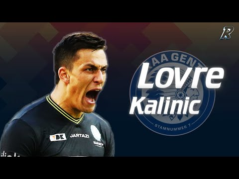 Lovre Kalinic ● 2016-2017 ● Amazing & spectacular saves||Kaa gent| HD 720p