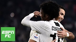 Juventus avoids shock result with 3-1 win vs. Cagliari | Serie A Highlights