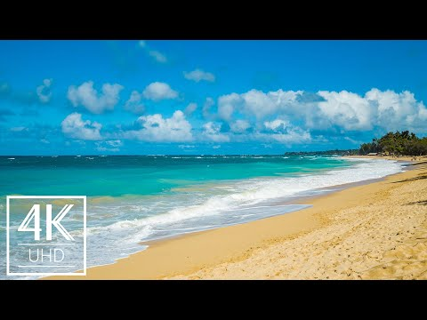 Tropical Nature Wallpapers Slideshow for 4K TV - Amazing Beauty of Hawaiian Nature (without music)