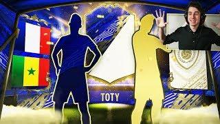 EGZOTYCZNA IKONA w TOTY PACK OPENINGU! 11x WALKOUT!   FIFA 20