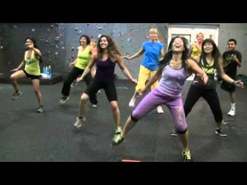 Dance Fitness Choreography with Kit - Rayon De Soleil - WILLIAM BALDE Feat WILLY WILLIAM