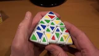 Как собрать Master Pyraminx и Professor Pyraminx