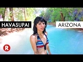 Travel to Supai, AZ // Havasupai // Havasu Falls // Arizona