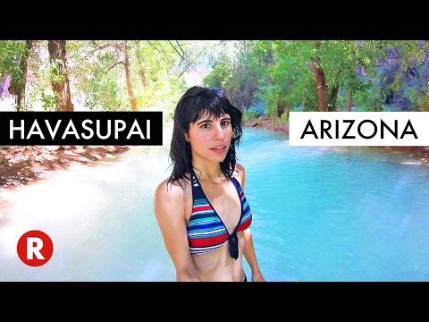 Travel to Supai, AZ // Havasupai // Havasu Falls // Arizona