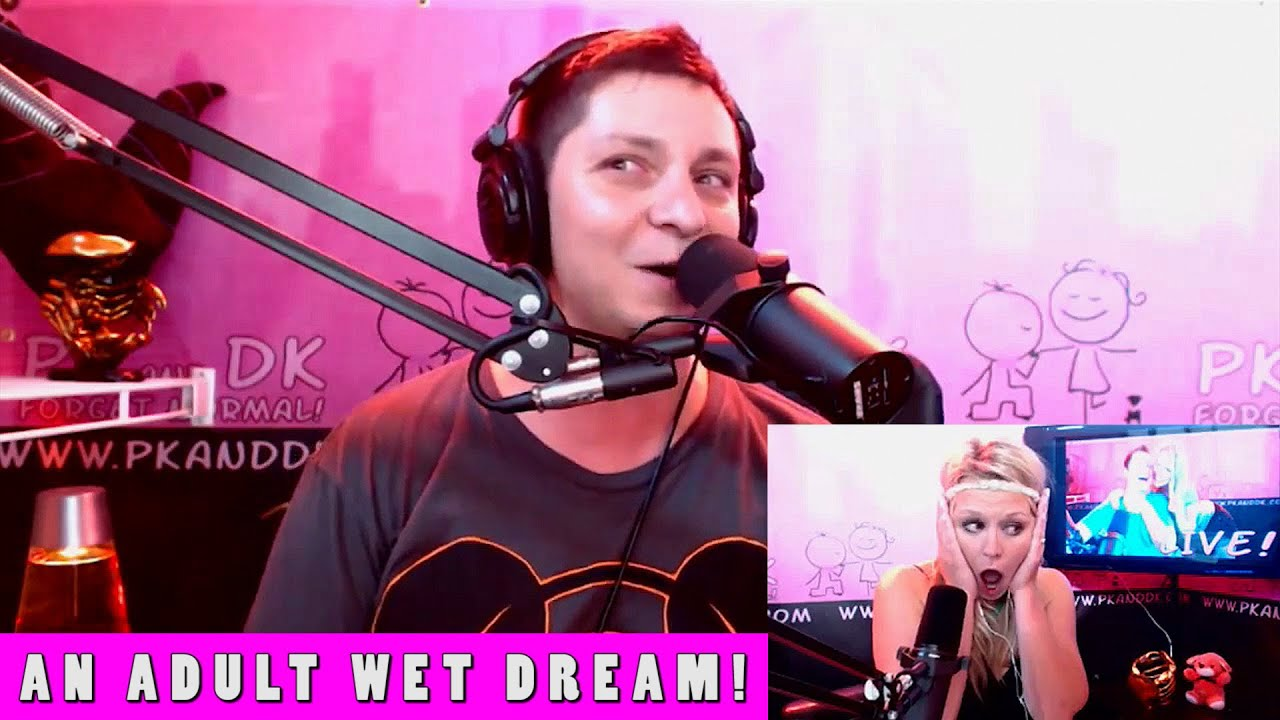 Adult dream wet