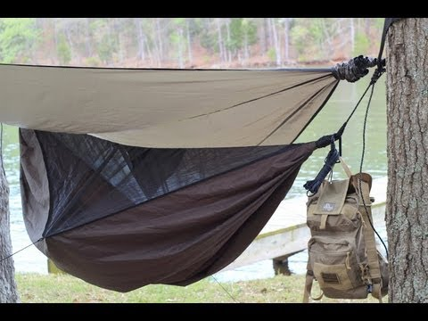 Hennessy Hammock Review Black Scout Survival Youtube