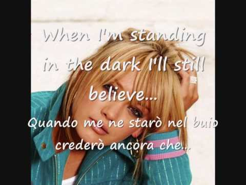 Hilary Duff - Someone's Watching Over Me
