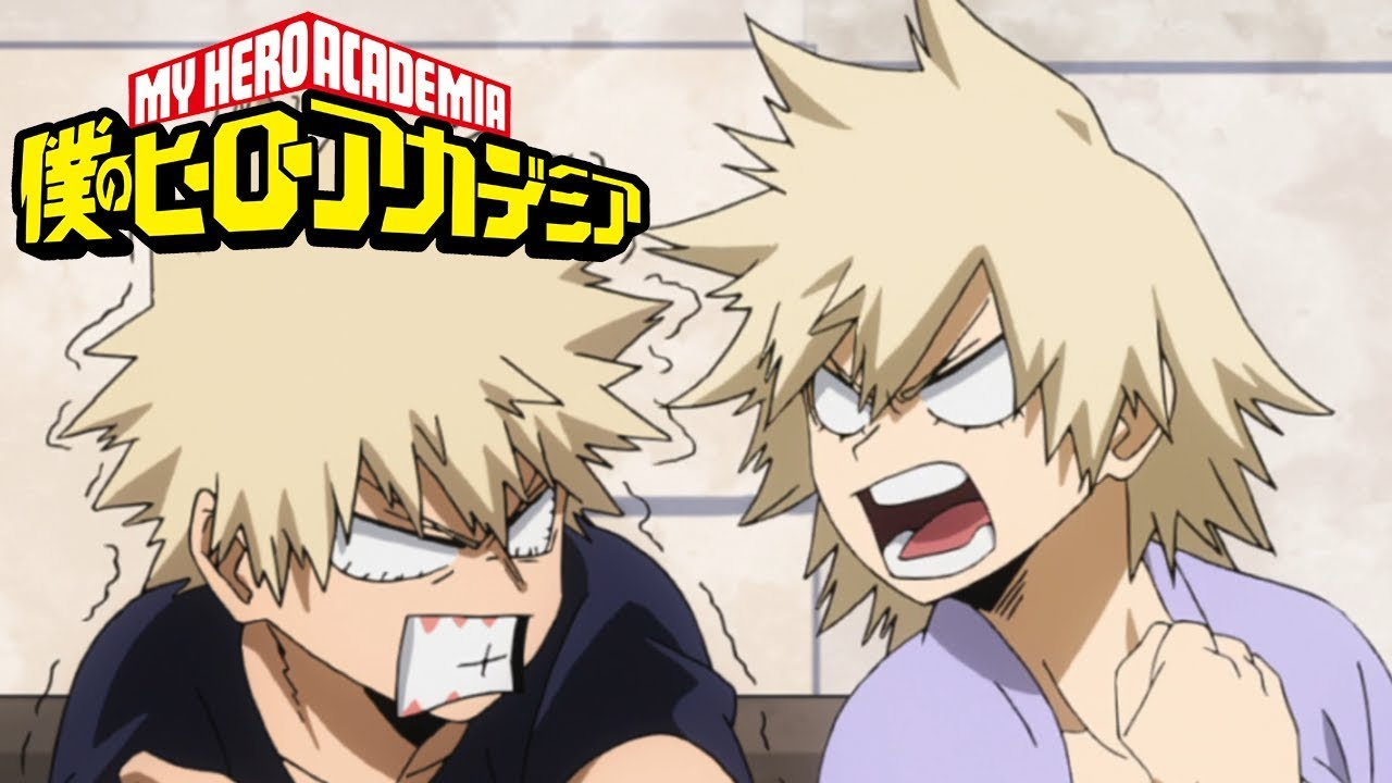 Bakugo Family My Hero Academia