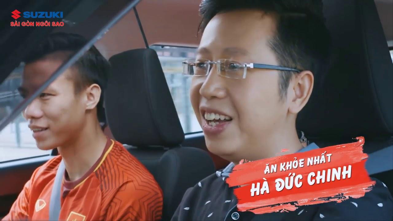 Trò Chuyện Cùng Suzuki Swift 2018 – Tập 2 ''Ai có sức ăn khủng nhất đội?''