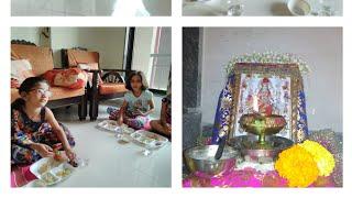 Durga Ashtmi ki pooja