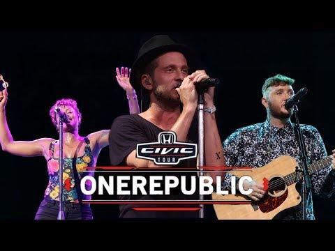 OneRepublic Honda Civic Tour Concert Vlog 7-23-17