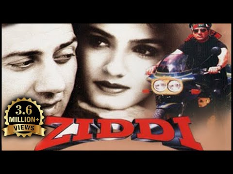 Ziddi Full Hindi Movie | Sunny Deol | Ravina Tandon | Bollywood Action Movie