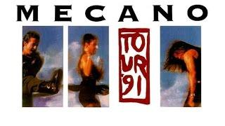 Gambar cover MECANO - TOUR'91 Madrid - Las Ventas (bootleg)