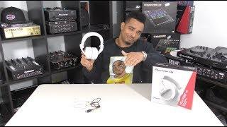 Pioneer DJ HDJ-X5BT Bluetooth DJ Headphones Review