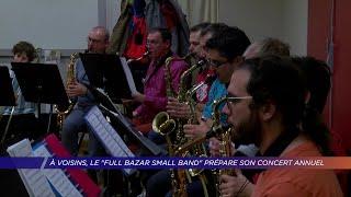 "Yvelines | A Voisins, le ""full bazar small band"" prépare son concert annuel"