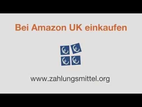 Bei Amazon.co.uk (England) bestellen - So geht's - Anleitung & Tipps!