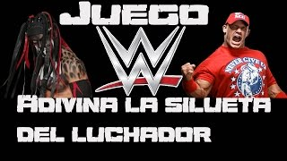 Juego WWE - Adivina las siluetas de los luchadores/as | Mundo WWE