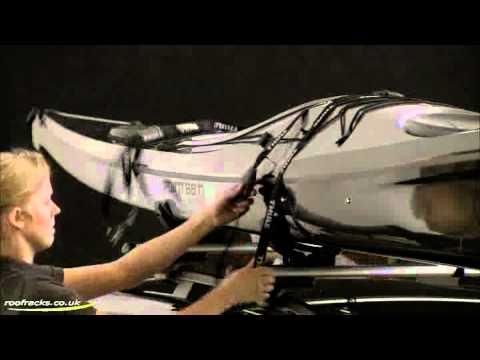Kayak Roof Rack For Cars >> Thule 874 Kayak Carrier Roof Racks, Roof Boxes, Cycle ...