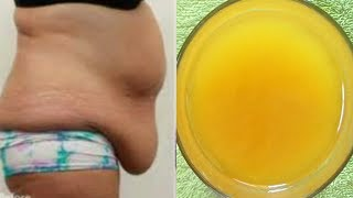 NO DIET NO EXERCISE LOOSE BELLY FAT IN 3 DAYS EFFECTIVE AND EASY BELLY FAT BURNER TEA