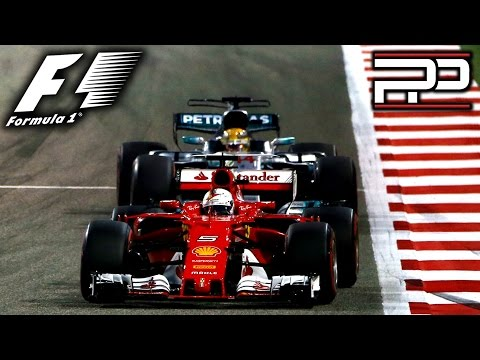 F1 2017 Bahrain GP Discussion: VETTEL ACES MERCEDES - Pitlane Podcast #44