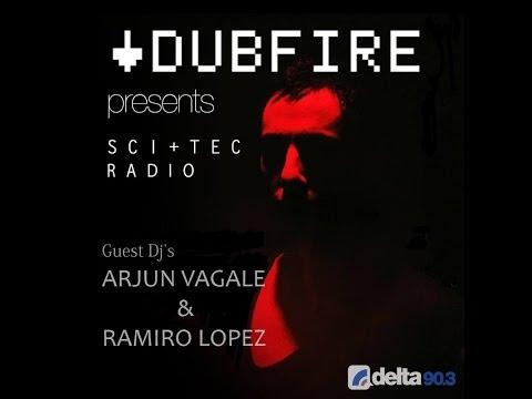 Dubfire presents SCI+TEC Radio Ep. 13 w/ Arjun Vagale & Ramiro Lopez