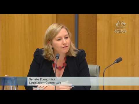Senator Waters questions CSIRO about GISERA