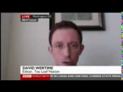 BBC World News Interviews TLN Editor David Wertime