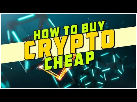 How To Buy Crypto At Cheapest Price REVEALED