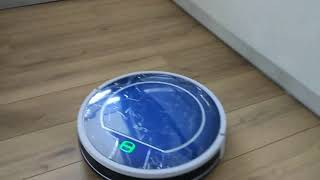 ILIFE V7 Super Mute Sweeping Robot Home Vacuum Cleaner Dust Cleaning Discount Price
