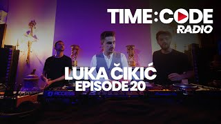 TIME:CODE Radio EP.20 with Luka Čikić - LIVE from The White Palace