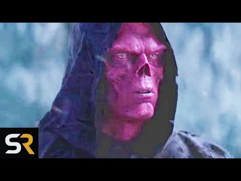 Red Skull Is The Villain MCU Phase 4 Needs