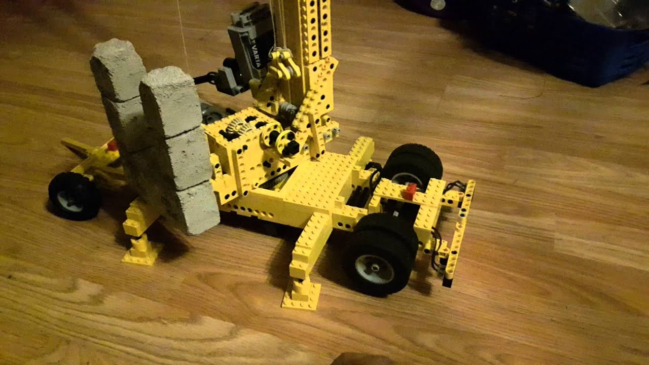 lego technic kran liebherr 20k youtube. Black Bedroom Furniture Sets. Home Design Ideas