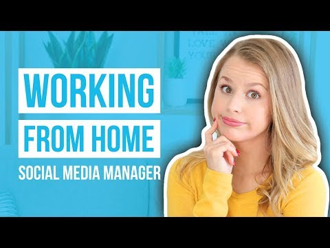 How To Find A Remote Job | Social Media Management