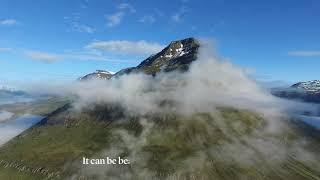 Mysterious fog in Austurland