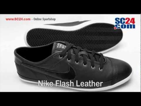 nike flash leather