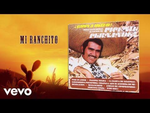 Vicente Fernández - Mi Ranchito (Cover Audio)