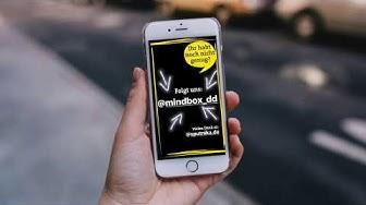 Mindbox, Dresden - Mockup Instagram TAKEOVER Sputnika