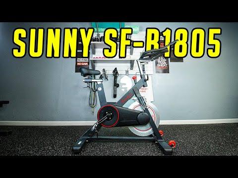 Sunny Health & Fitness SF-B1805 Review Good Peloton Digital Option?
