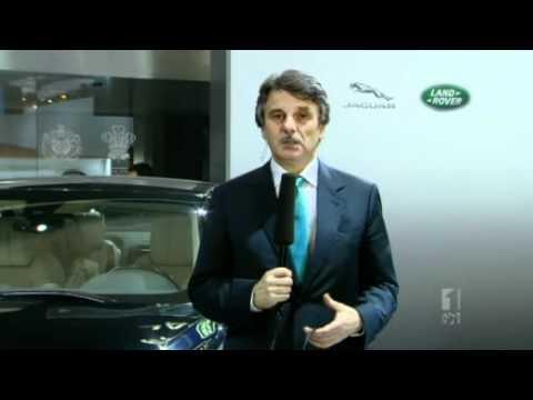 China the largest market for Jaguar Land Rover