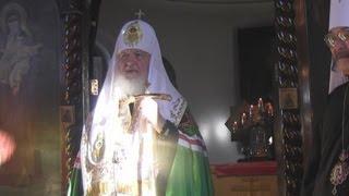 ロシア正教会最高位が来日 聖ニコライ没後100年で