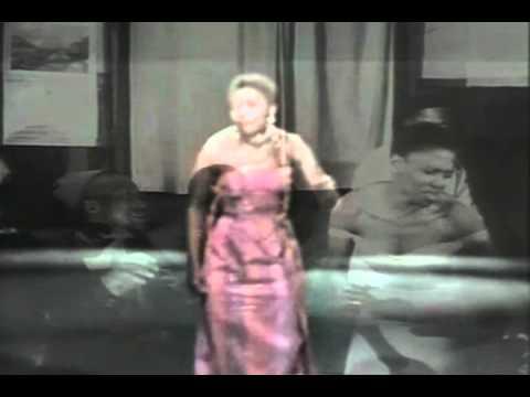 Village Vanguard 1950s: Harry Belafonte/Miriam Makeba