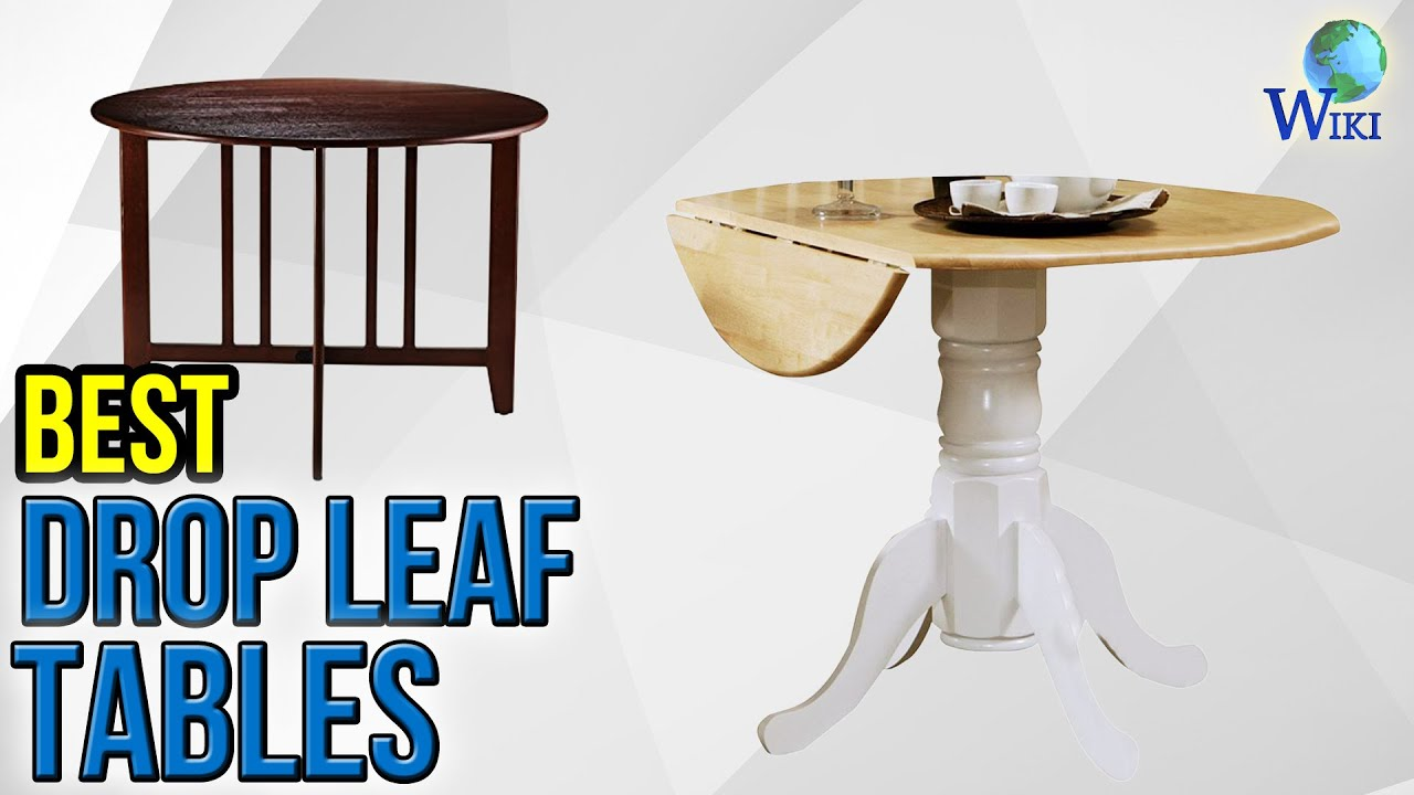 9 Best Drop Leaf Tables 2017