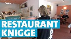 Welche Regeln für den Restaurant-Knigge in Corona-Zeiten gelten