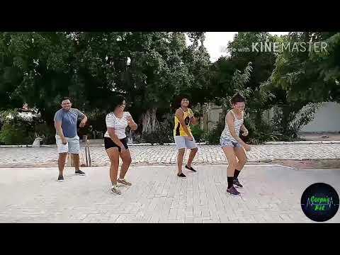 No groove - Ivete Sangalo e Psirico coreografia Rick Rocha