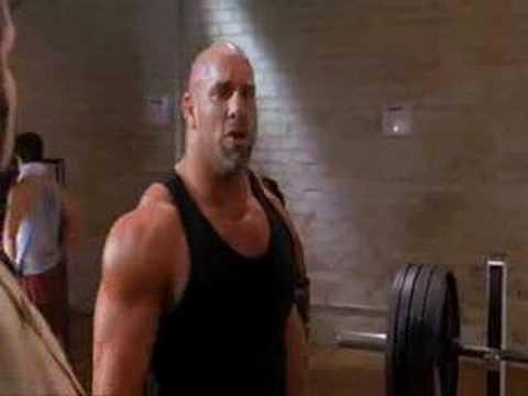 Ready To Rumble - Goldberg GYM Scene